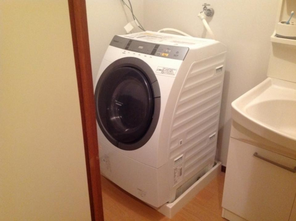 一人暮らし洗濯機