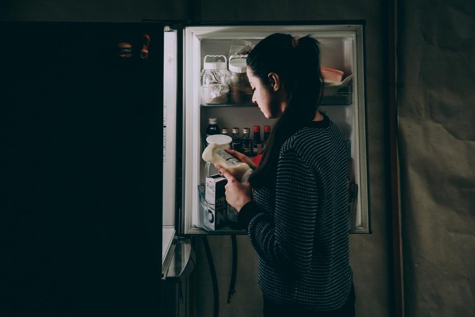 冷蔵庫 買い替え 中身