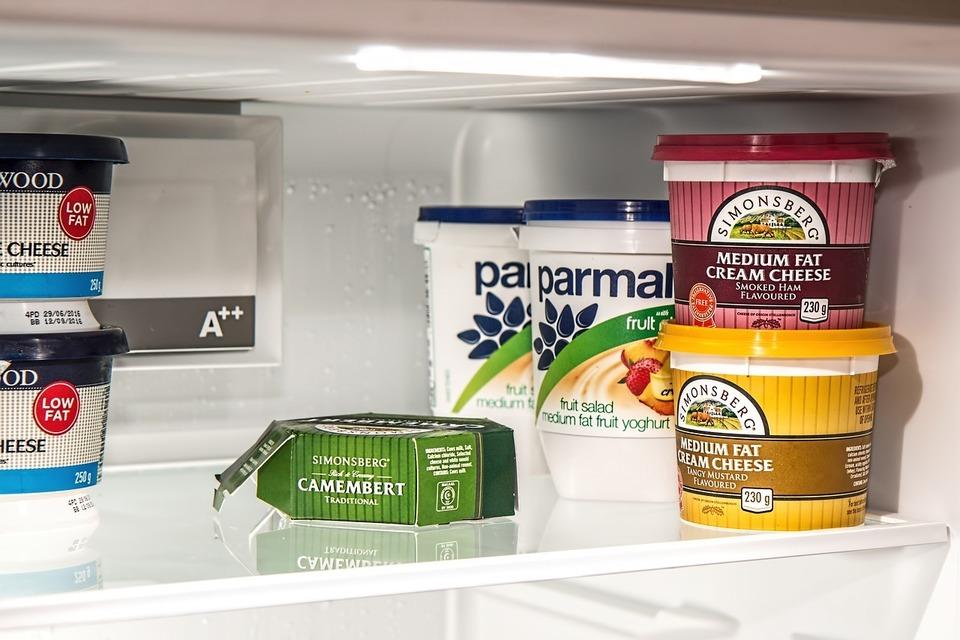 スマホ 冷蔵庫