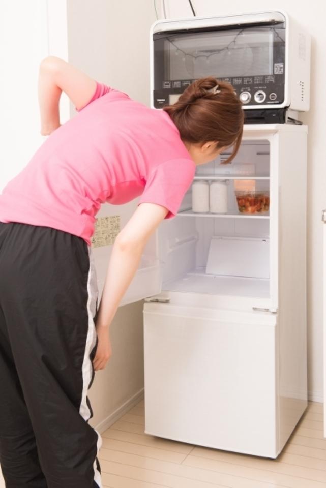 ご飯 冷蔵庫