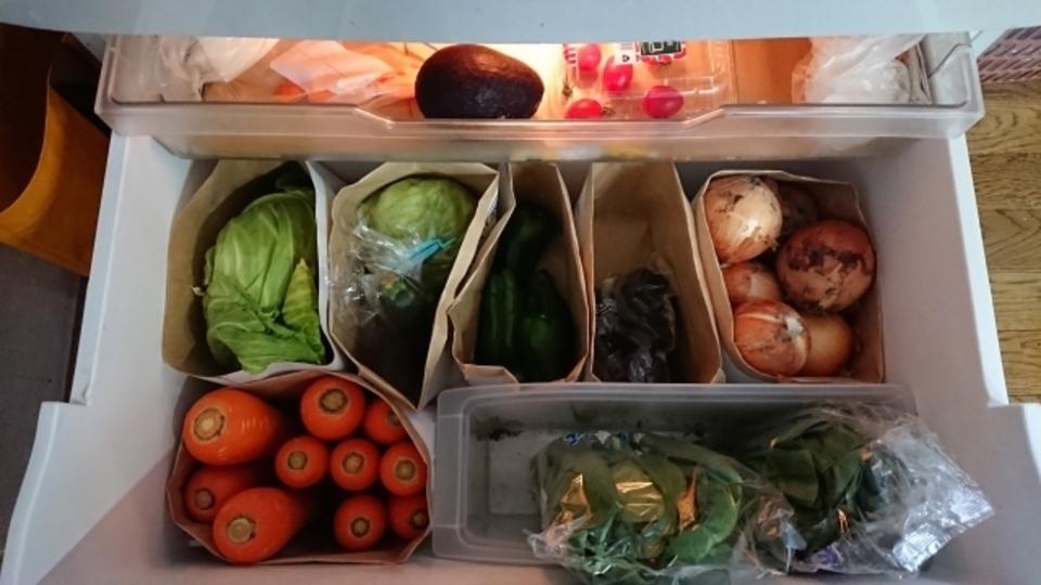 あさり 冷蔵庫