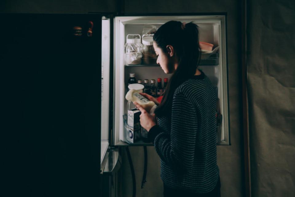 味噌汁 冷蔵庫