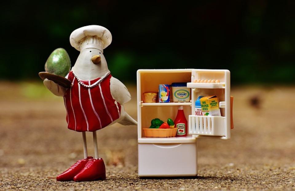 アボカド 冷蔵庫