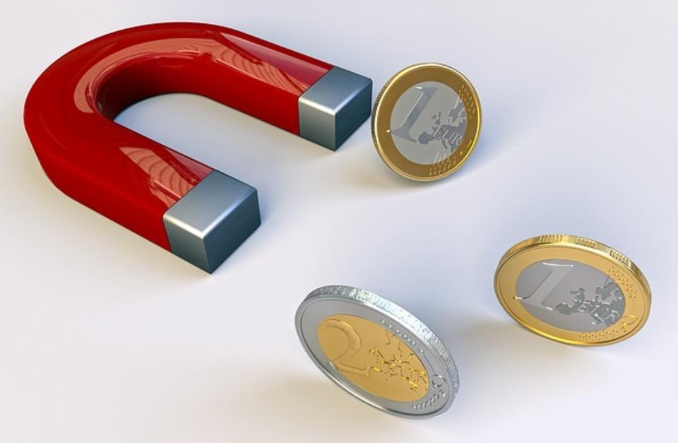 パソコン 磁石