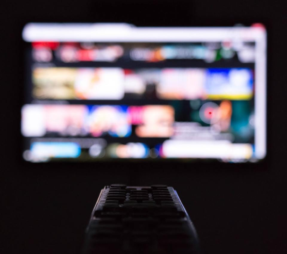 テレビ ブルー ライト
