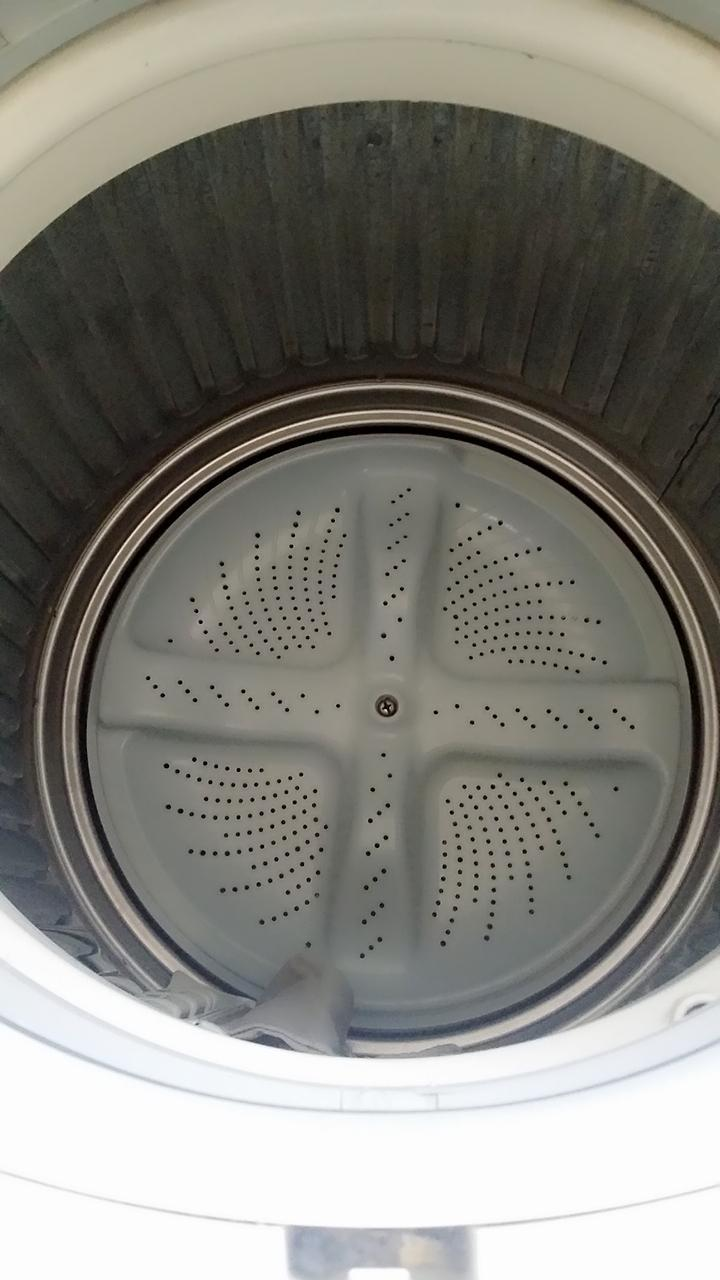 洗濯 機 掃除 重曹
