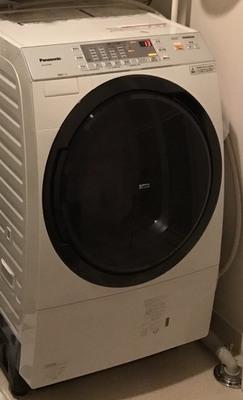 NA-VX3700L/R ななめドラム洗濯乾燥機 Panasonic
