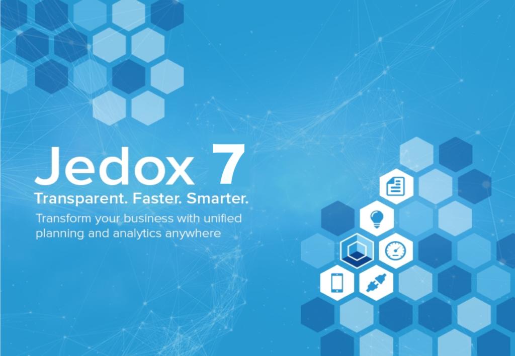 Excelベース予算実績管理ツール「Jedox(ジェドックス)」の資料