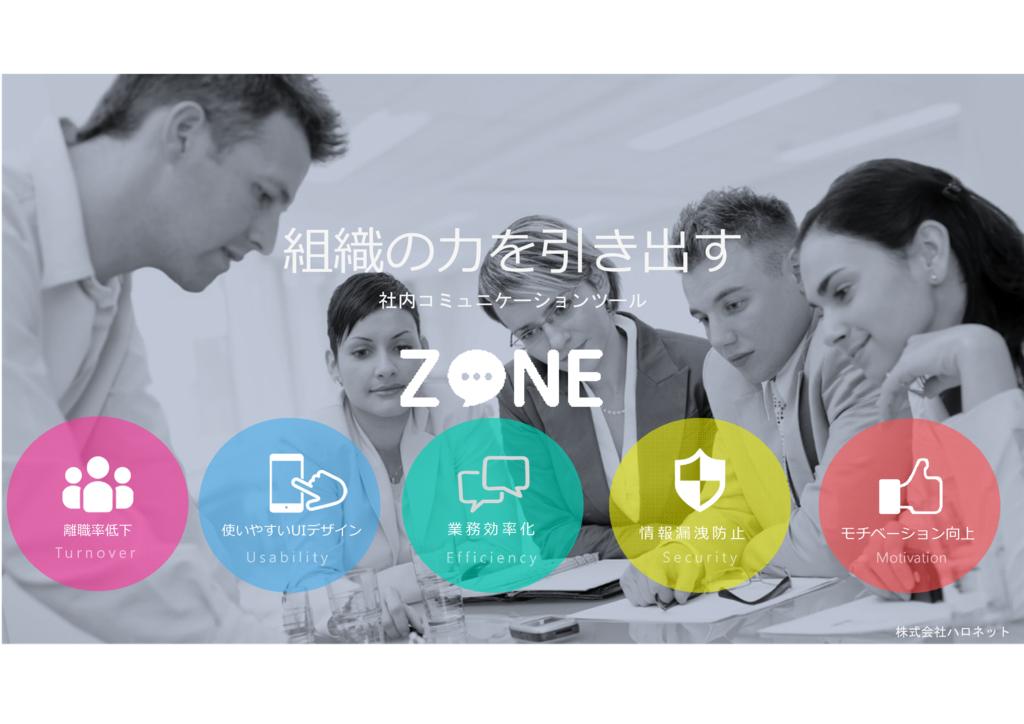 ZONEの資料