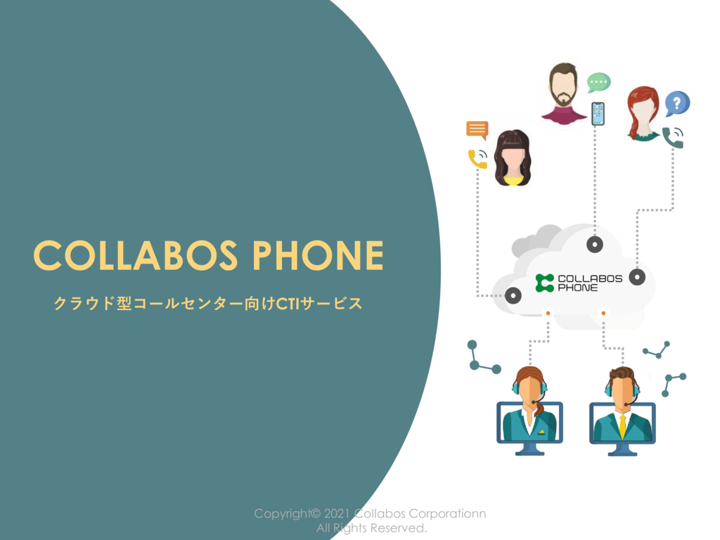 COLLABOS PHONEの資料