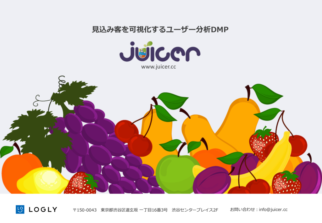 Juicer(ジューサー)の資料