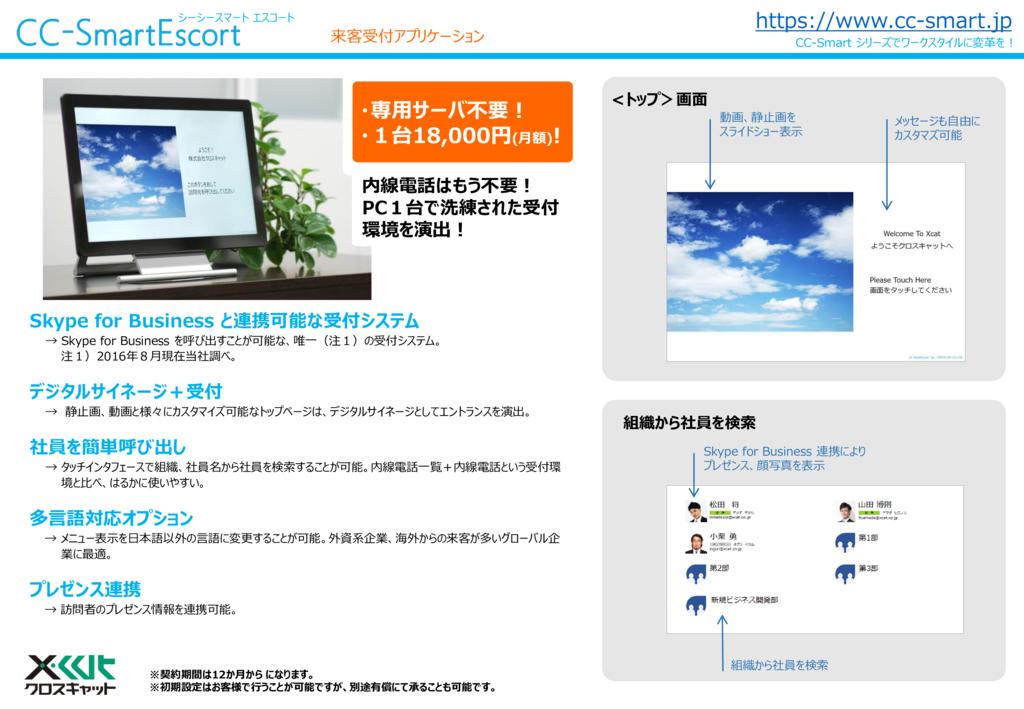 CC-SmartEscortの資料
