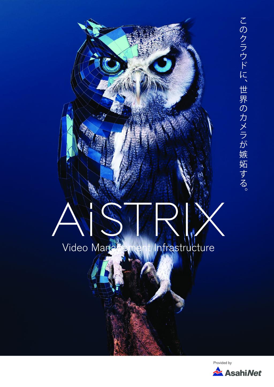 AiSTRIX(アイストリクス)の資料