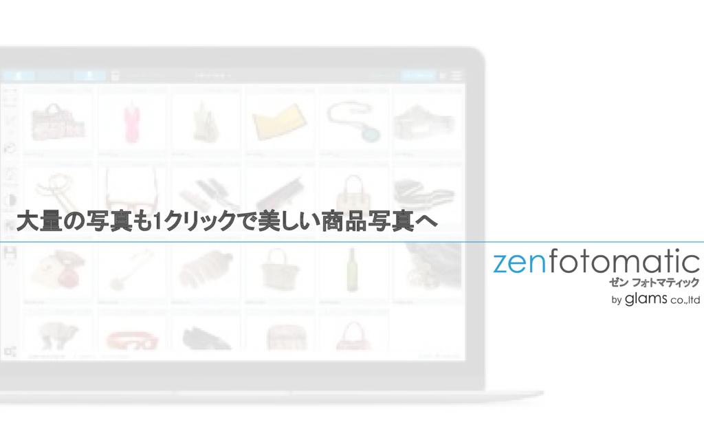 ZenFotomatic(ゼンフォトマティック)の資料
