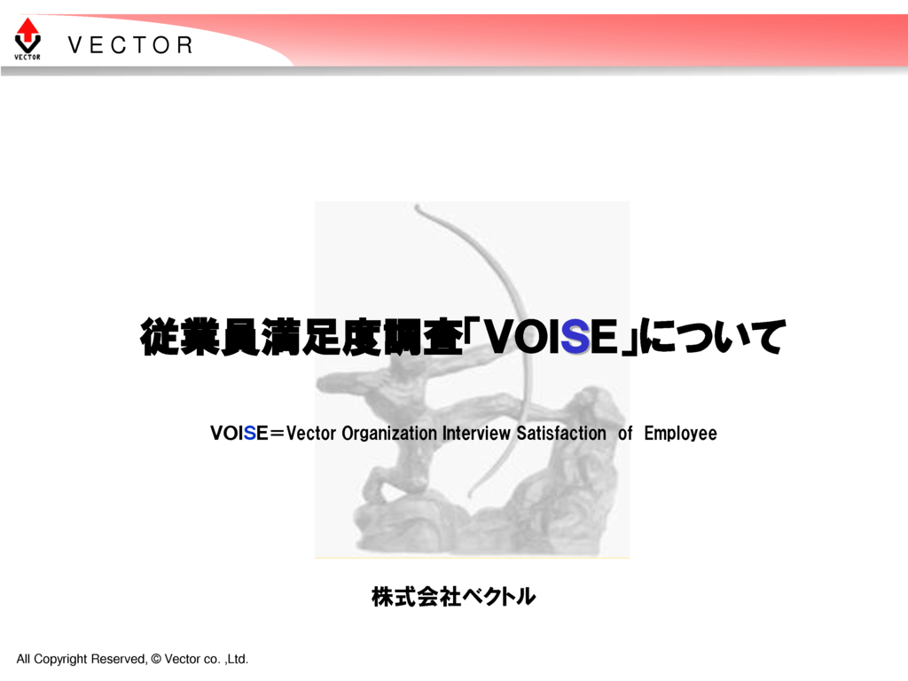VOISE(ボイス)の資料