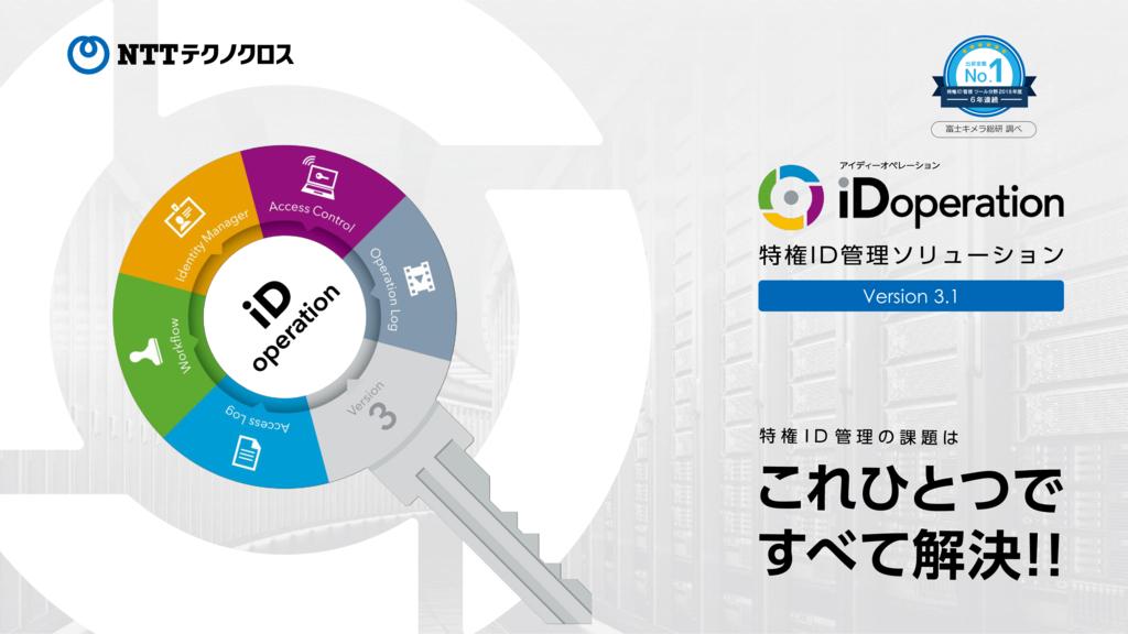 iDoperationの資料