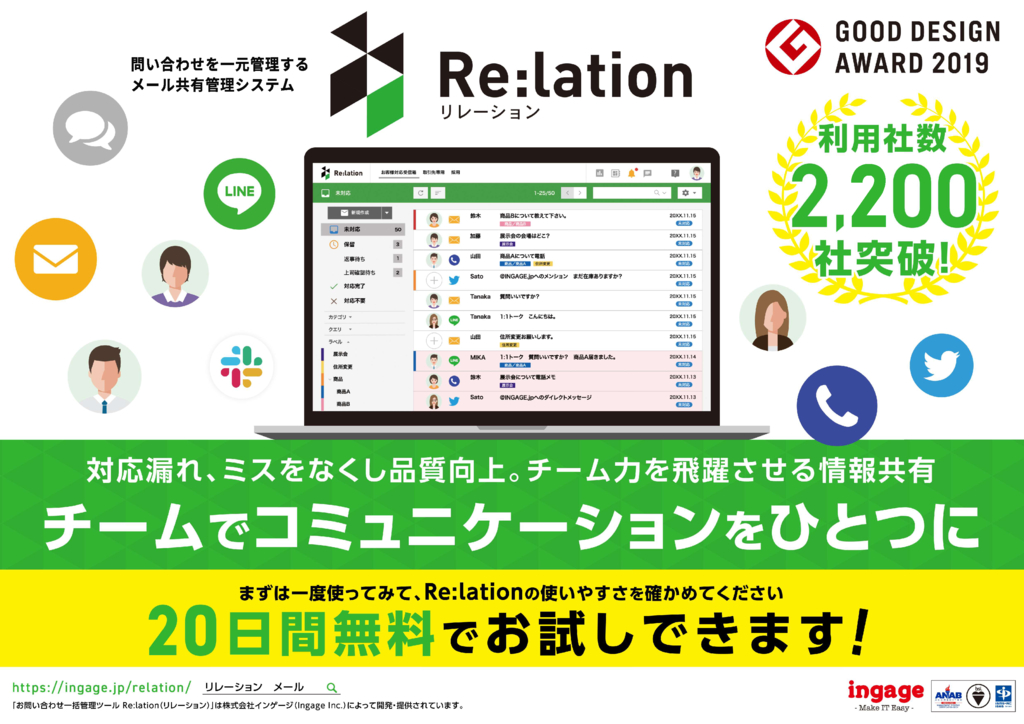 Re:lationの資料