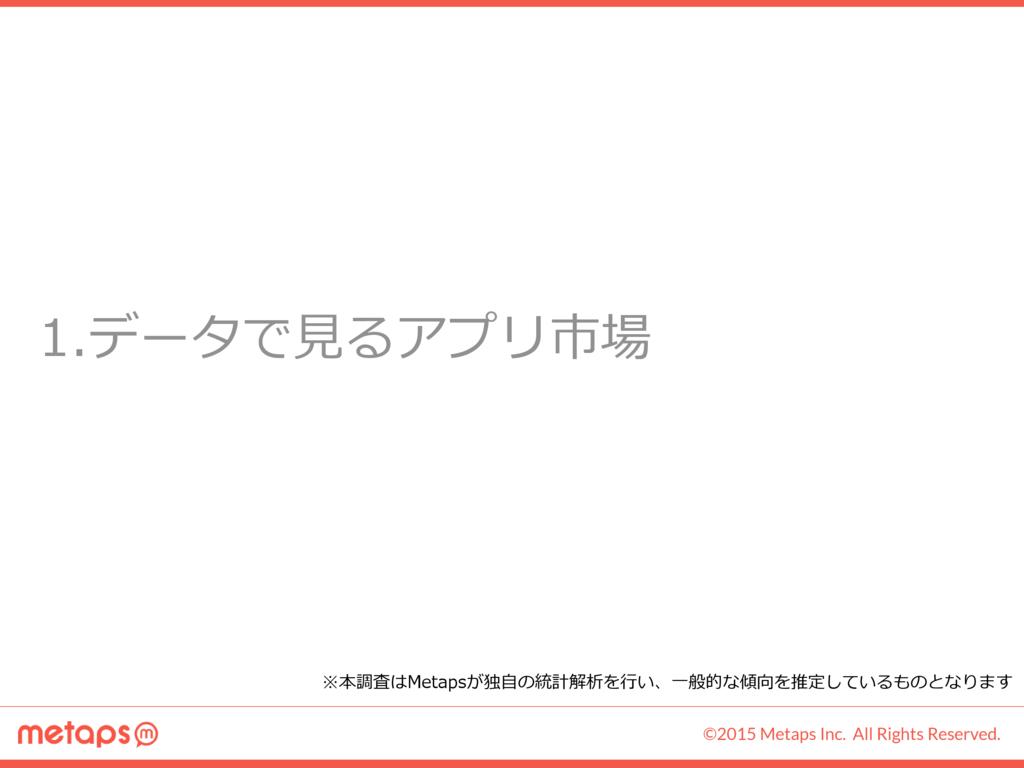 【metaps(メタップス)事例】メガヒットアプリに必要な戦略-1