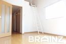 広いキッチンとロフトで快適空間☆天窓含め3面採光の明るいお部屋。電話でのご予約に限り、福岡市内近郊のご自宅まで無料送迎実施中