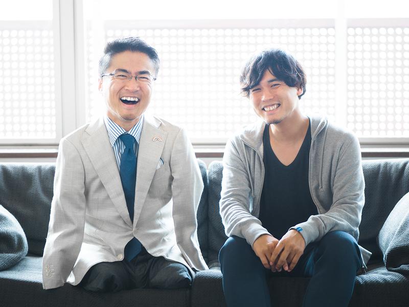 乙武さんインタビュー