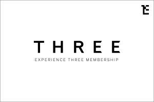 EXPERIENCE THREE MEMBERSHIP<br>メンバーシップ プログラムのご案内