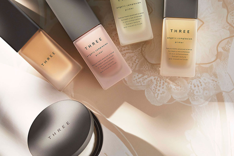 2020 SPRING FRESH SKIN WITH<br>THREE BASE MAKEUP