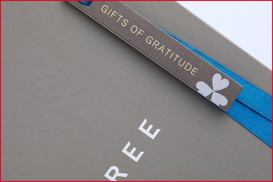 2020 THREE GIFTS OF GRATITUDE〈ギフトプロモーション〉