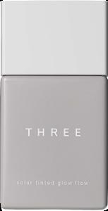 THREE ソーラーティンティド グローフロー