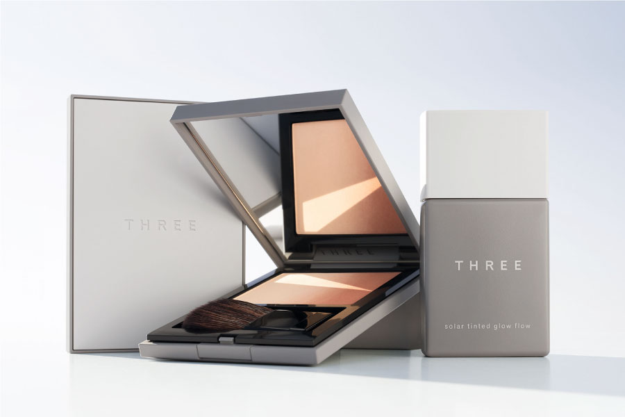 THREE NEW BASE MAKEUP 2020