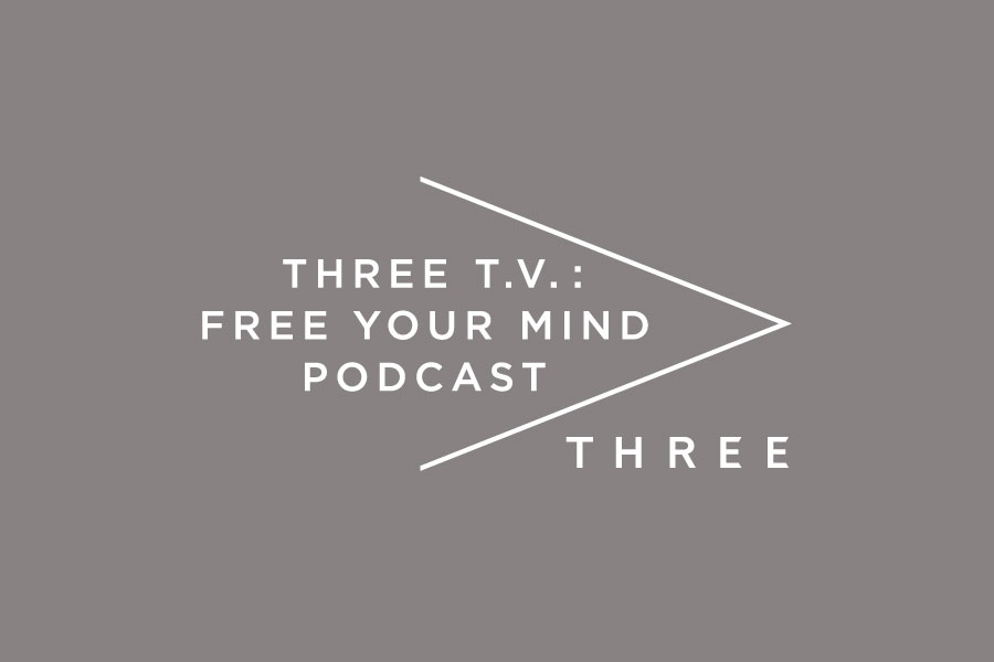 〈NEW CONTENTS〉<br>FREE YOUR MIND PODCAST