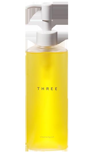 THREE クレンジングオイル