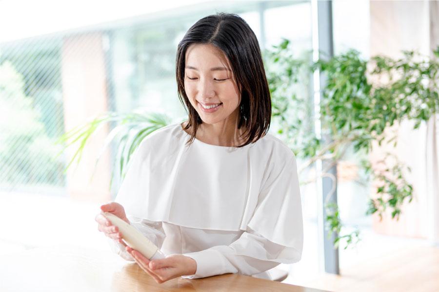 スペシャルインタビューVol.1「新発想のクレンジング誕生秘話」