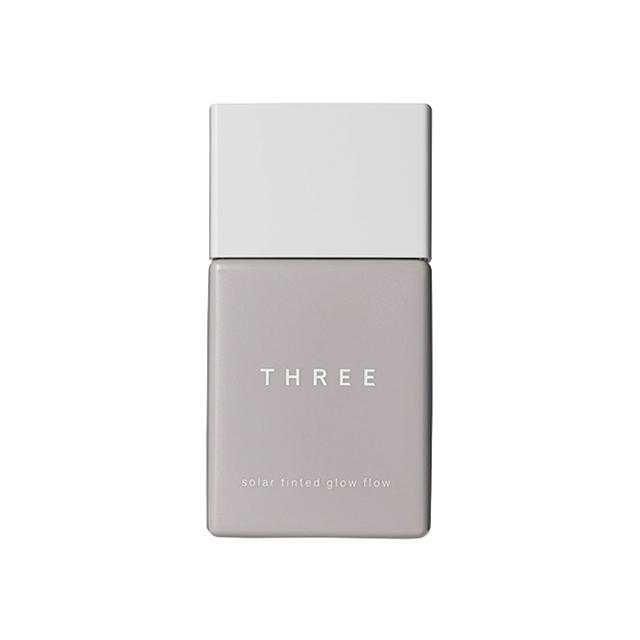 THREE ソーラーティンティドグローフロー