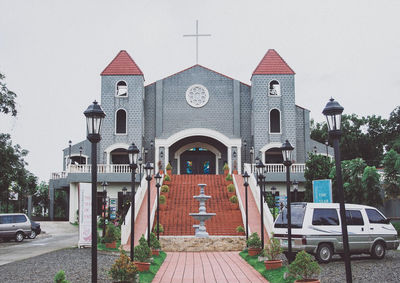 Transfiguration Of Christ Parish in Antipolo City, Rizal