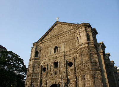 Malate Church in Manila , Metro Manila