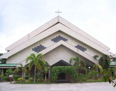 Saint Peregrine Laziosi Parish in Muntinlupa City, Metro Manila