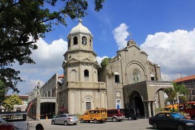 Our Lady Of The Abandoned Church in Marikina City, Metro Manila