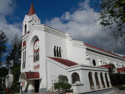 Sacred Heart Of Jesus Parish in Quezon City, Metro Manila