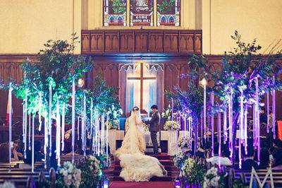 Elinwood Malate Church in Manila , Metro Manila