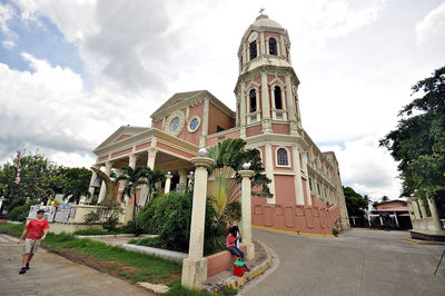 Saint Francis Xavier Church in Nasugbu, Batangas