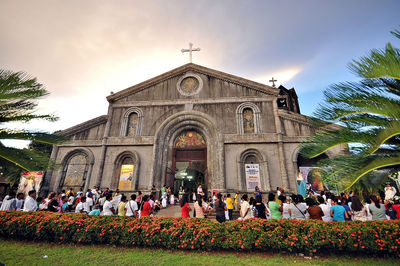 Saint Vincent Ferrer Parish Church in Tuy, Batangas