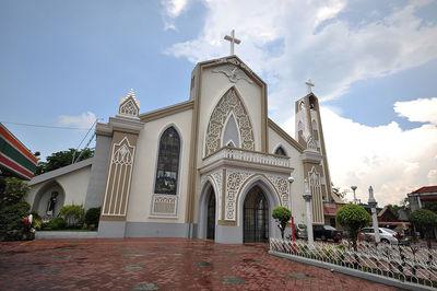 Saint Thomas Aquinas Parish in Santo Tomas, Batangas