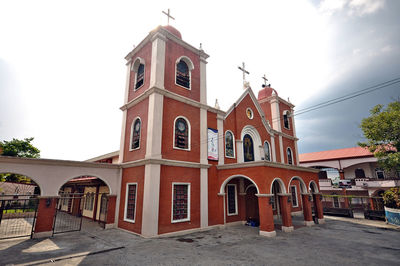 Saint Augustine Church in Mendez(Mendez-Nuñez), Cavite