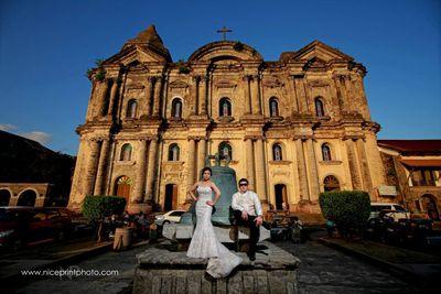 Basilica Of Saint Martin Of Tours in Taal, Batangas