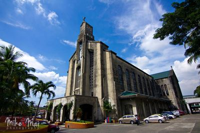 National Shrine Of Our Lady Of Mount Carmel in Quezon City, Metro Manila