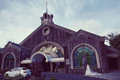 Parish Of The Hearts Of Jesus And Mary in Quezon City, Metro Manila