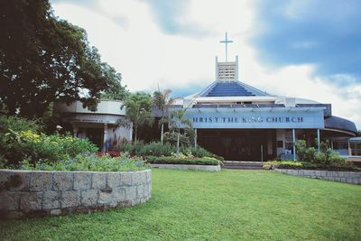 Christ The King Parish in Quezon City, Metro Manila
