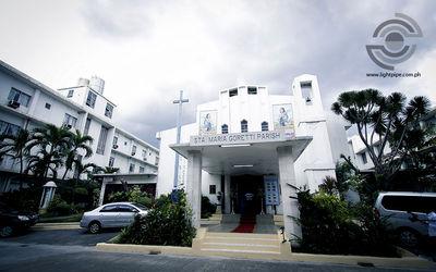 Saint Mary Goretti Parish in Manila , Metro Manila