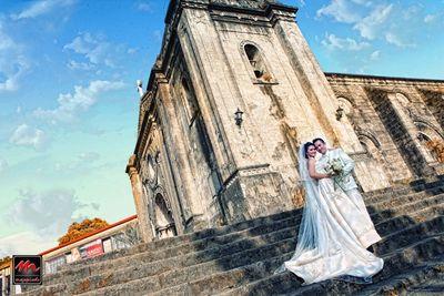 Nuestra Señora De Gracia Parish Church in Makati City, Metro Manila