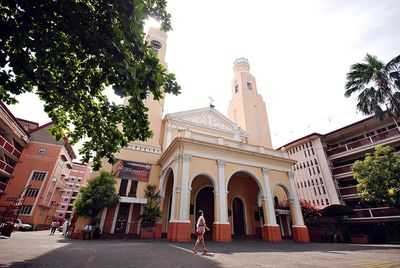 Paco Catholic Church in Manila , Metro Manila